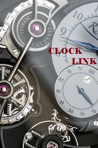 Clock Link: A Story of Magic and Murder